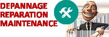 Réparateur et maintenance pour matériel grand format : Hp , Canon ,  Roland, Mimaki...