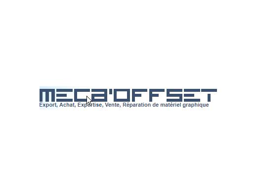 Meca Offset réparateur et maintenance traceur